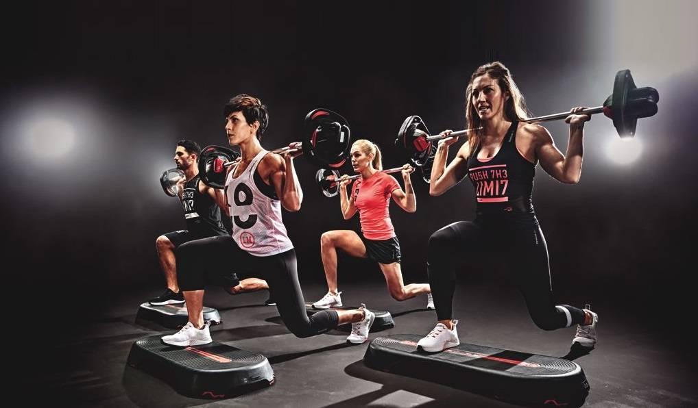 cours de body pump salle de sport avec cours collectifs marignane et istres bio fitness club. Black Bedroom Furniture Sets. Home Design Ideas